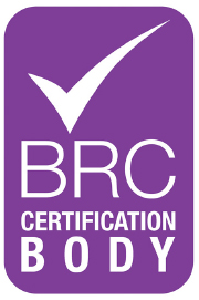BRC Packaging Certificate